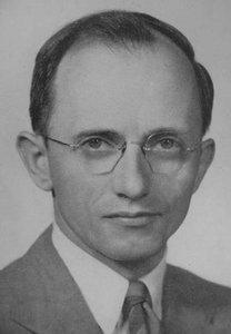 Figure 4. Alexander H. Smith. Photo courtesy of University of Michigan.